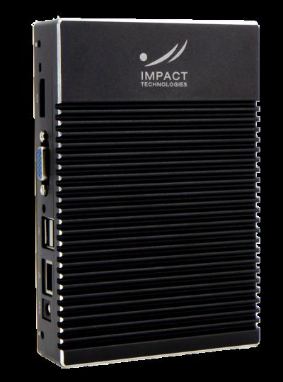Impact Technologies - Client léger - itium 4100